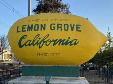 Lemon Grove CA