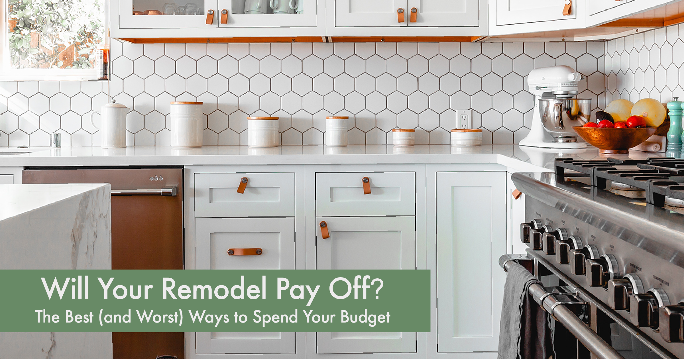 Will Your Remodel Pay Off One World Realty Maggie Clemens