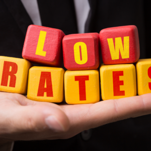 low mortgage rates in San Diego CA