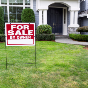 selling your house on your own
