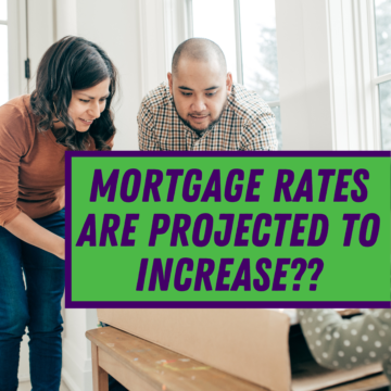 Mortgage Rates Are Projected to Increase